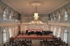 Tchaikovsky's Conservatory Rachmaninoff Hall