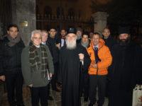 Πατριαρχείον Σερβίας, με τον Πανιερώτατο Πατριάρχη κ.κ. Ειρηναίο